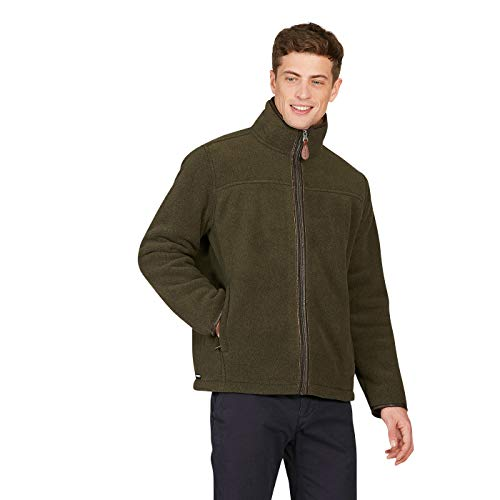 New Bronce Jacket Hombre Fleece Verde Aigle Garrano TxqA4v