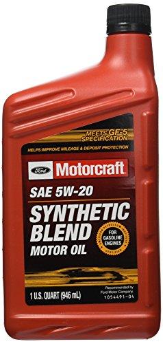 Motor Oil (2007 Ford Edge Gas Mileage)