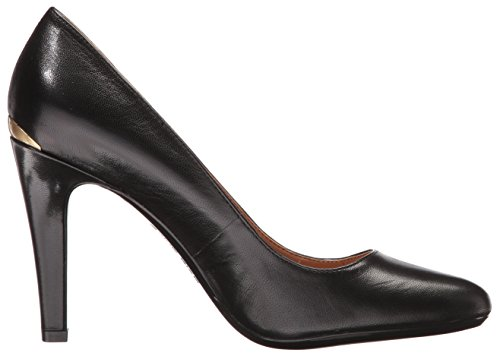 Cosima Women's Leather Pump Black Calvin Klein fpg4ExWZn7