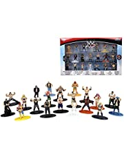 """WWE 1.65"""" Die-cast Metal Collectible Figures 20-pack Wave 2, toys for kids and adults"""