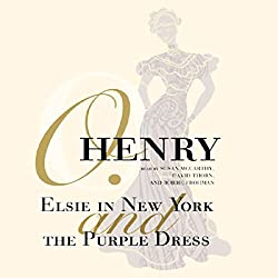 Elsie in New York and The Purple Dress