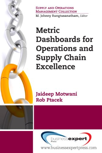 Metric Dashboards for Operations and Supply Chain Excellence (Dash Chain)