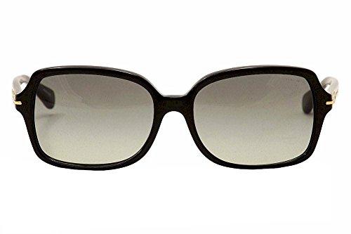 500211 Da 8116 Sole Coach nbsp; 56 Hc nbsp;occhiali nbsp;nero 6wXqnTnt