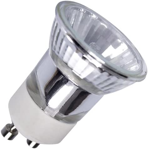 35w Mini Gu10 Halogen Bulbs Pack Of 3 Amazon Co Uk Lighting