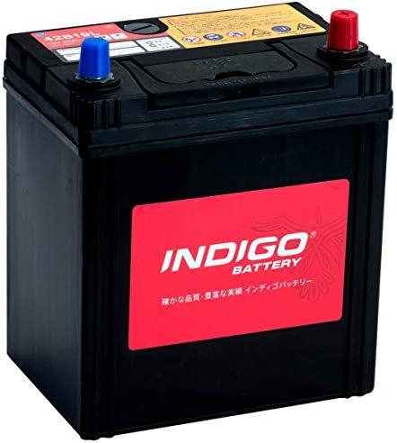 インディゴ バッテリー 42B19L ファミリアバン GC-BVHNY11 H11/7~H14/8 4WD AT