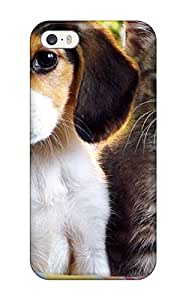 Tpu CaseyKBrown Shockproof Scratcheproof Dogs S Hard Case Cover For Iphone 5/5s