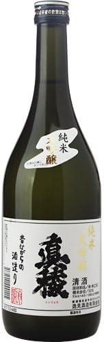 逸見酒造「真稜」純米大吟醸720ml