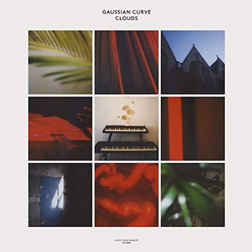 Curve Vinyl - Gaussian Curve: Clouds (Gigi Masin) Vinyl LP
