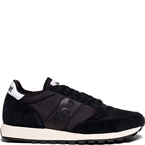 Black Saucony Vintage Originals Shoe Women's Jazz Running Black TxgCqTw