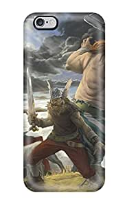 FMPFdSt15034kDdwV Snap On Case Cover Skin For Iphone 6 Plus(warrior)