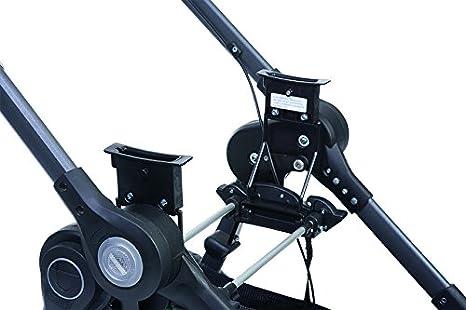 Teutonia Römer - Adaptador para asiento infantil, color negro: Amazon.es: Bebé