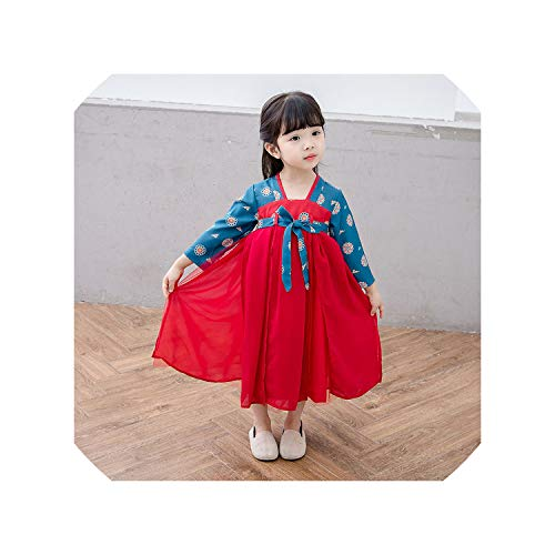 France Traditional Costumes For Kids - Chinese Ancient Costumes Kids Traditional Nation