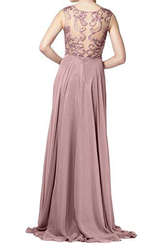 Ivydressing - Vestido - trapecio - para mujer morado 38