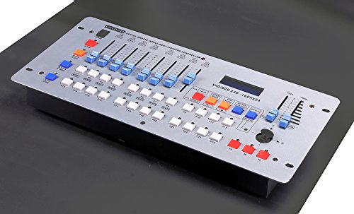 Dmx Console,240CH Dmx512 Console, Controller Panel Use For Editing Program Of Stage Lighting ()