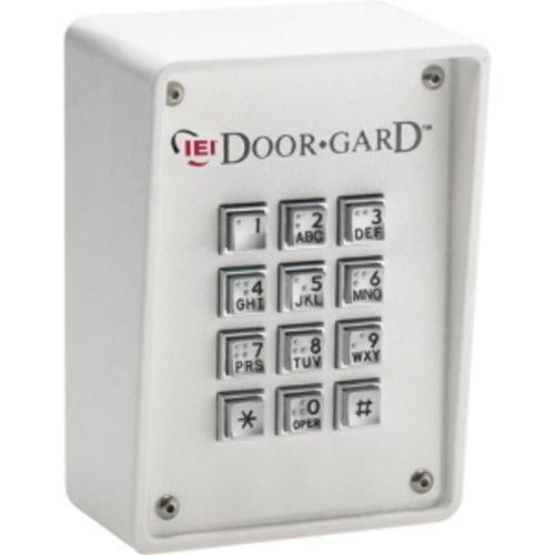 NORTEK SECURITY 0-213466 Backlit keypad