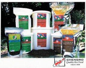 Chengro Growth & Color Chengro Growth & Color 40 lb bag