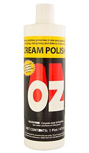 Mohawk Finishing Products OZ Cream Polish, 1 Pint/473 ml (Furniture Cream Polish compare prices)