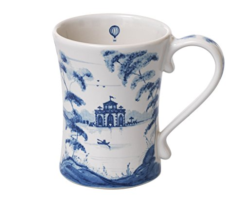 Country Blue Mug - 3