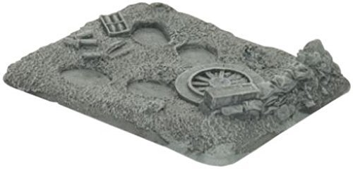 BFXX308 British 25pdr Artillery Base (C) by Flames of War