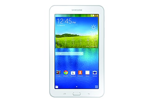 Samsung Galaxy Tablet E Lite, White (SM-T113NDWAXAC) [Canadian Version]