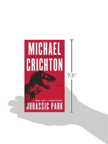 Jurassic-Park-A-Novel