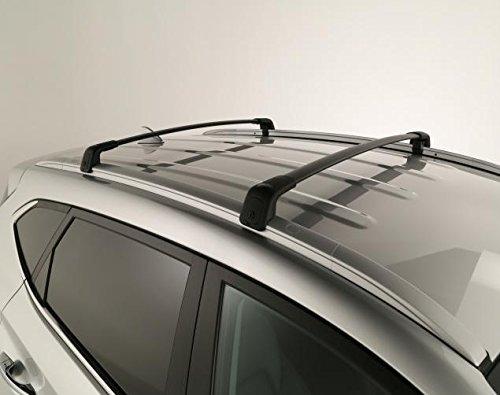 Brightlines 2016 – 2017年Hyundai Tucson non-panoramic Crossbars屋根屋根ラックバー B071R3BCVL