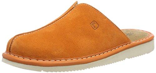 Fortuna Unisex Volwassen Slippers Nelly Oranje (mandarijn)