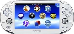 PlayStation Vita Wi-Fi Model - Crystal White