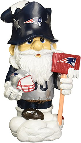 - New England Patriots Thematic Gnome - 2Nd Version