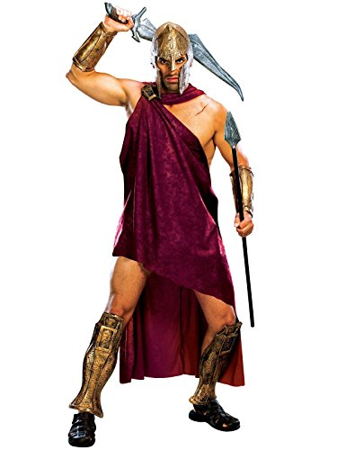 Spartan 300 Movie Costume (Standard One Size)