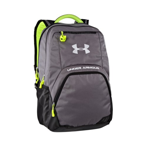 f0f688daf9 Under Armour UA Exeter Backpack Backpack Graphite Black White One Size  (B009W7HBN6)