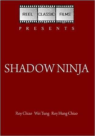 Amazon.com: Shadow Ninja (1983): Roy Chiao, Wei Tung, Roy ...