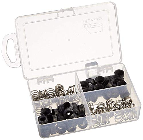 Seat Faucet Replacement - Delta Faucet RP4039 Seats and Springs Kit, 96 Piece Assortment