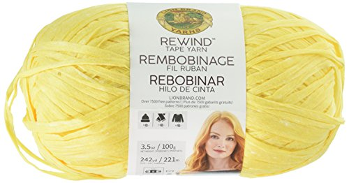 Lion Brand Yarn 523-157 Rewind Yarn, Make - Peter Yarn Pan