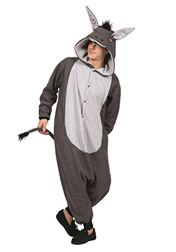 RG Costumes Men's 100 Acres Donkey, As As Shown, One Size