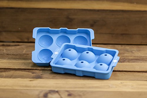 Rival-and-Revel-RR-Rocks-6-Ball-Tray-Golf-Ball-Ice-Maker-Cool-Blue-675-x-45-x-2
