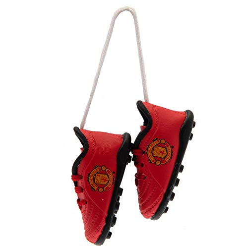 Manchester United F.c. Boot Car Hanger