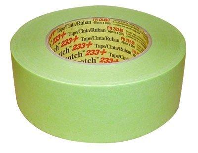 3M 26340 Scotch Performance Masking Tape (233+ 48 mm x 55 m), 12 Pack