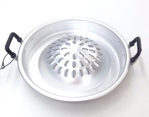 "12 "" Inch GRILL PAN HOT"