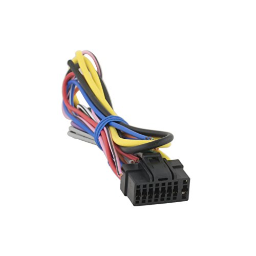 41IVkTGhT8L ultimum vitae alpine cde-hd137bt wiring harness at creativeand.co