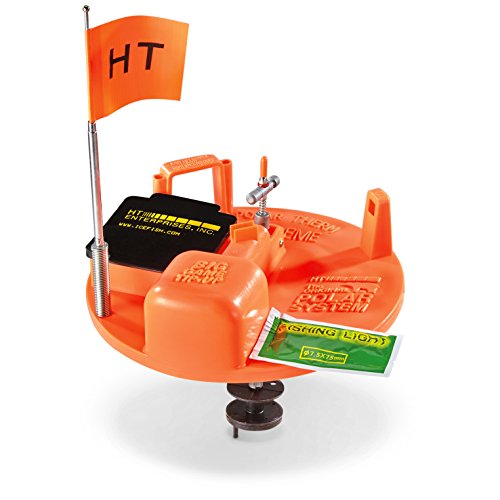 HT Polar Therm Extreme Tip-Up, Orange