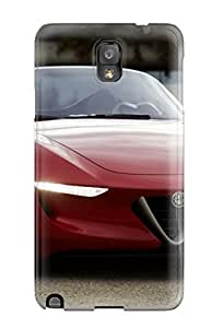MEIMEIHigh Quality Shock Absorbing Case For Galaxy Note 3-alfa Romeo Super CarMEIMEI