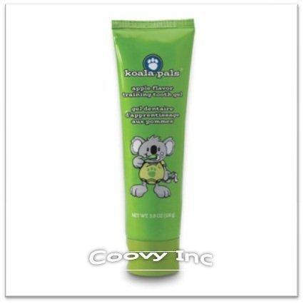 (Koala Pals® Training Tooth Gel-Apple -Net Wt. 3.8 oz)