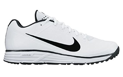 Trainers Cross Turf Clipper Men's Nike BLACK Shoes WHITE 2017 WHITE Synthetic Lunar qY4SwB0