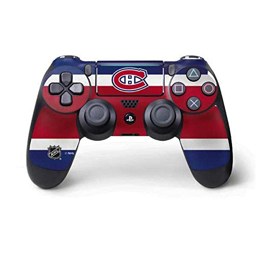Montreal Canadiens PS4 Pro/Slim Controller Skin – Montreal Canadiens Jersey | NHL & Skinit Skin Review