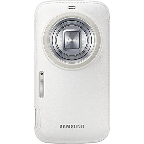 Cheap Cases Genuine Original Samsung Protective Cover+ Case for Galaxy K Zoom - White..