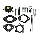 BH-Motor New Carburetor Accelerator Pump Repair Rebuild Kit for Kohler Engine CV17-CV25, CV640-CV740 Replace 24 757 21-S