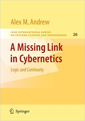 A Missing Link in Cybernetics: Logic and Continuity (IFSR