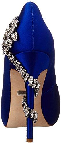 Badgley Mischka Women's Royal Dress Pump Iris Blue free shipping fashion Style excellent sale online HbqiCk
