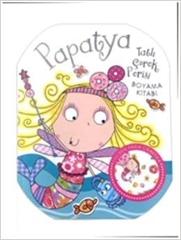 Papatya Tatli Corek Rerisi Boyama Kitabi Collective